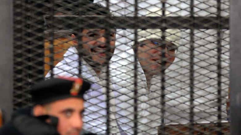 مصر: تأييد حكم بحبس أحمد ماهر وأحمد دومة ومحمد عادل ثلاث سنوات