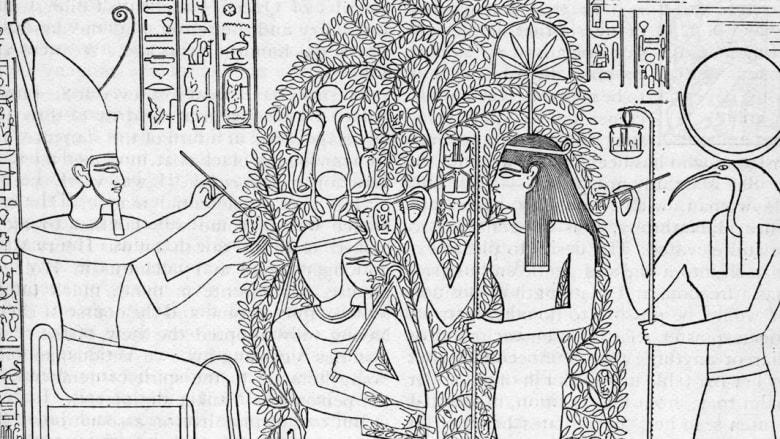"""""""آلهة مصر"""" فيلم عن مصر والمصريين دون المصريين وبعيدا عن مصر"""