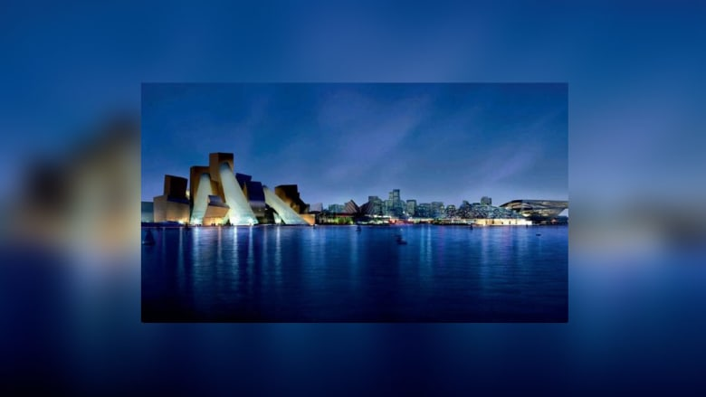 """متحف """"غانغهايم"""" في أبو ظبي"""