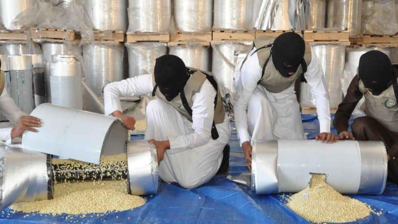 السعودية تضبط 22 مليون حبة مخدرة قيمتها 270 مليون دولار