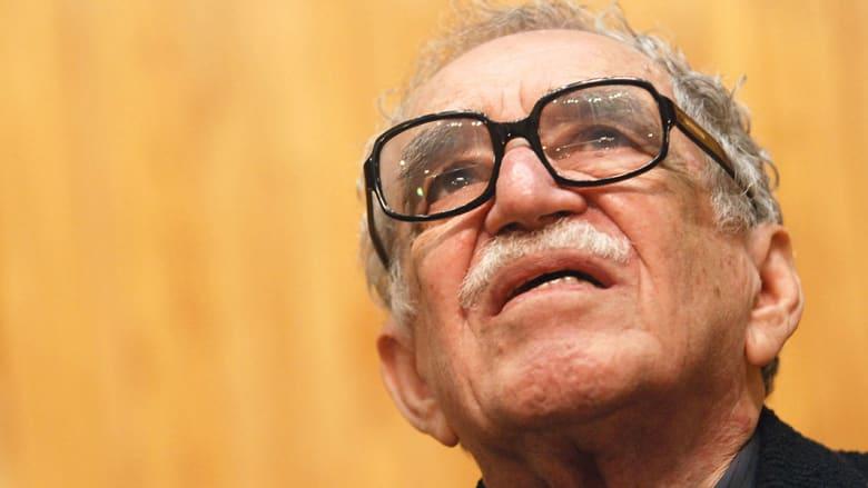 """وفاة غابرييل غارسيا ماركيز صاحب رواية """"مائة عام من العزلة"""""""