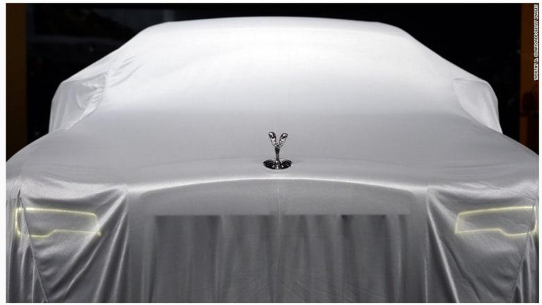 ترقب الكشف عن سيارة Rolls-Royce Ghost Series II الجديدة.