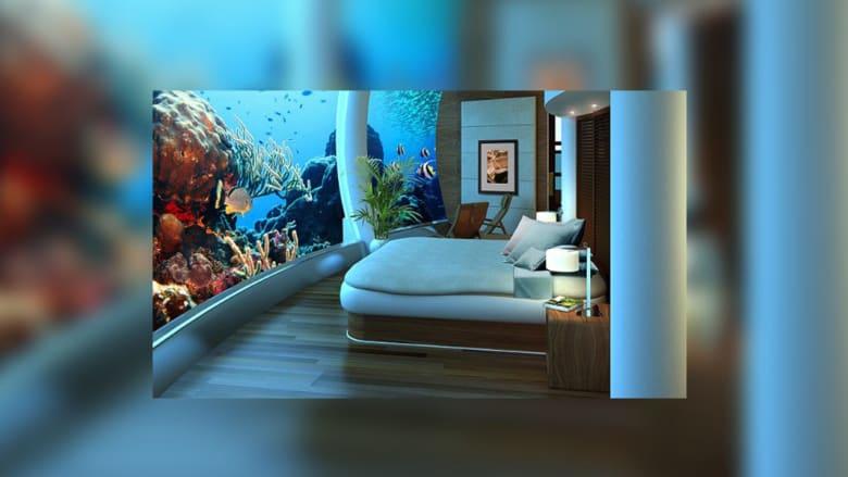 أغرب 10 فنادق في العالم