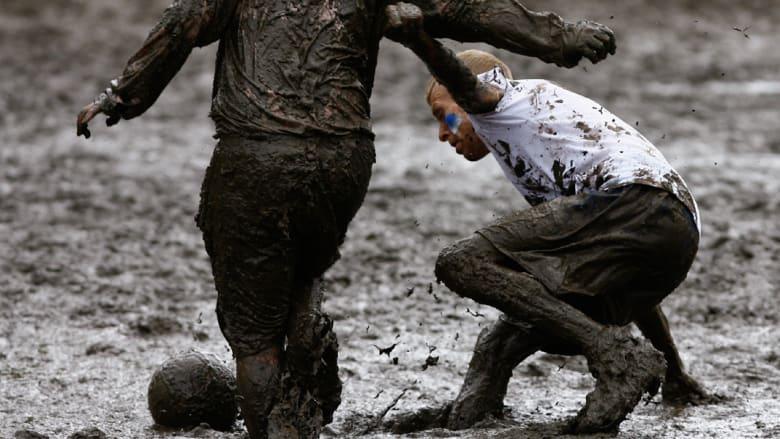 6 أساليب لممارسة كرة القدم ربما لم تعرفوها من قبل
