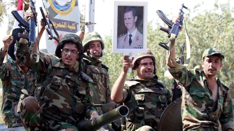 البعث: الأسد ظاهرة ورمز عالمي.. المعارضة: الأسد عنكبوت ومجرم دموي