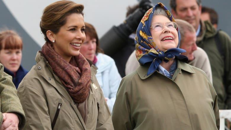 بالصور..الأميرة والفارسة هيا بنت الحسين