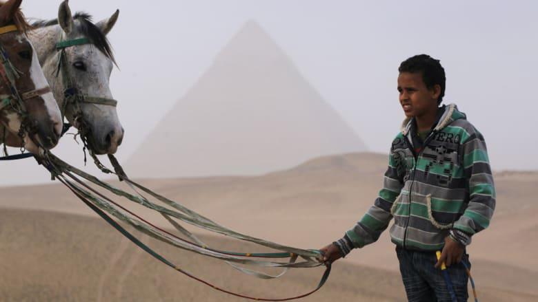 """""""الحنطور"""" في مصر سياحة وأشياء أخرى"""