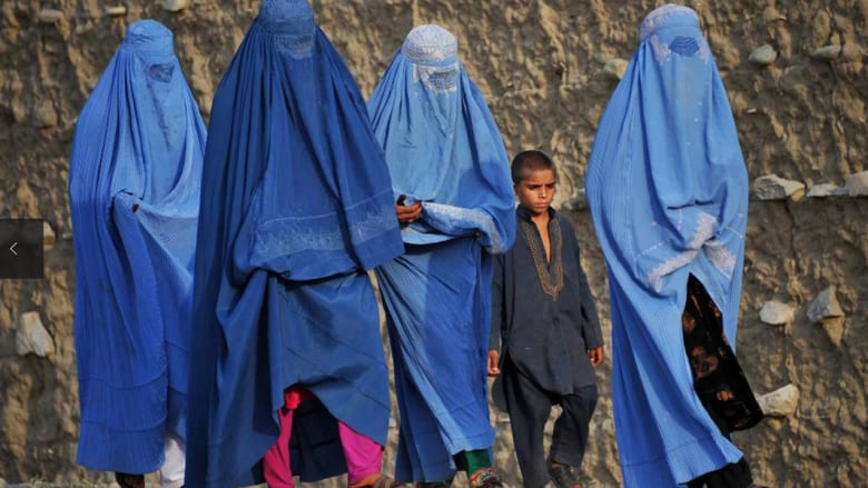 مظهر نساء أفغانستان .. قبل وبعد وأثناء حكم طالبان
