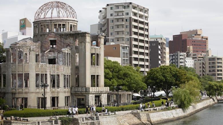 نقطة انفجار قنبلة هيروشيما تتحول لمتحف يستقبل مئات آلاف الزوار