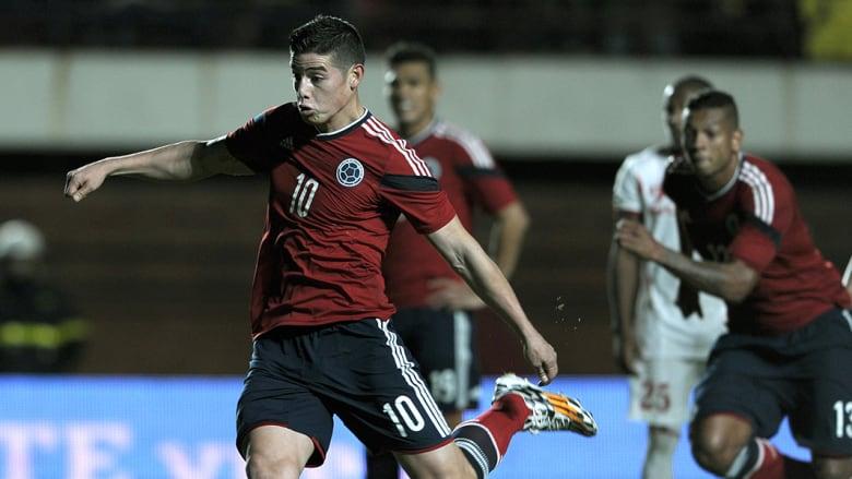 جيمس رودريغيز (كولومبيا)
