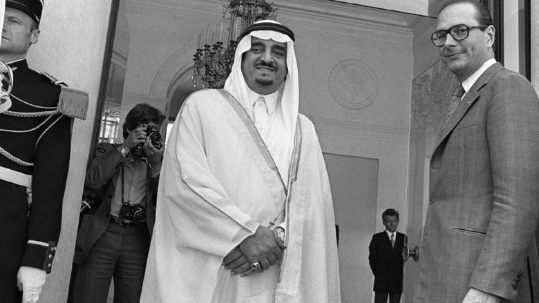 محكمة ترفض حصانة الملك السعودي الراحل فهد في دعوى سيدة تقول إنها كانت زوجته