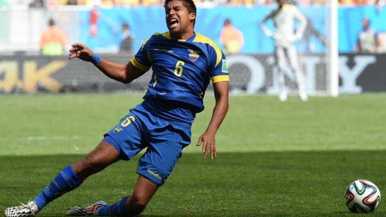 مباراة سويسرا والإكوادور باليوم الرابع لكأس العالم