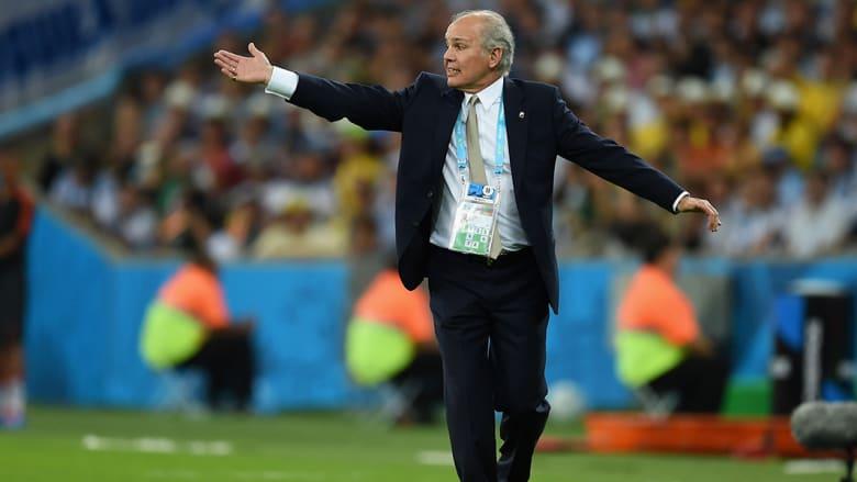 المدرب الأرجنتيني أليخاندرو سابيلا.
