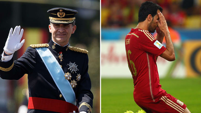 إسبانيا... مات الملك..عاش الملك