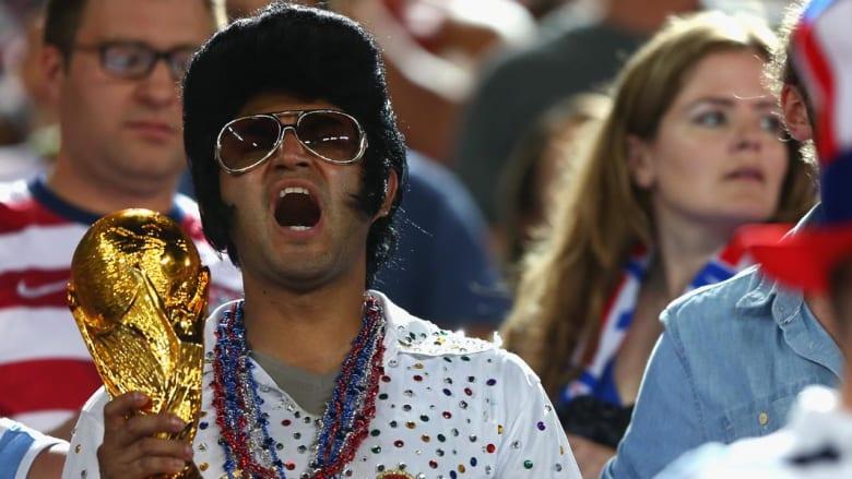 أغرب تقليعات التشجيع في كأس العالم.. الجنون فنون