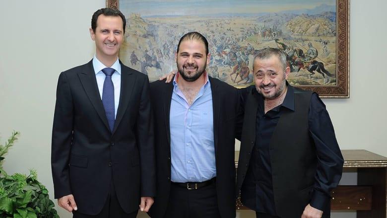 نجل وسوف يتوسط والده والأسد