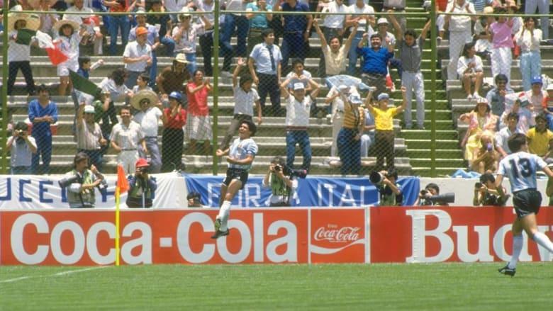 تاريخ مونديال المكسيك 1986 يتكرر في البرازيل 2014.. ميسي مارادونا الجديد أو ربما أفضل