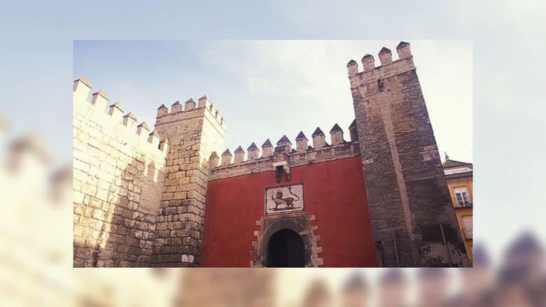 تم تأكيد تصوير المسلسل الشهير Game of Thrones في قصر المورق في جنوب اسبانيا.