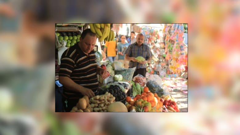 الغريبة بالقشطة والعرقسوس.. هكذا تتزين دمشق برمضان