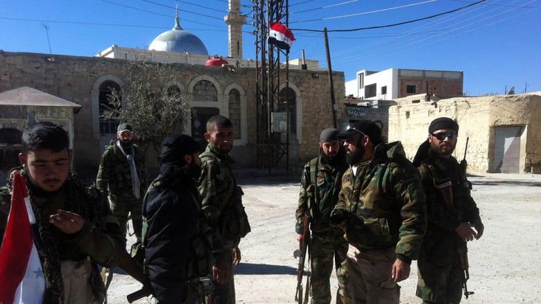 سوريا: عشرات القتلى من النصرة وداعش في القلمون وقتلى الجيش السوري في يوليو الأعلى منذ بدء الأزمة