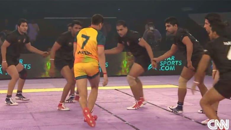 لعبة الكبادي تعود بقوة وشعبيتها بالهند تفوق كأس العالم بالبرازيل