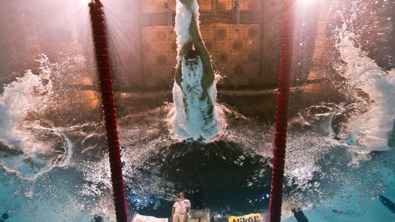 تتويج جديد للتونسي أسامة الملولي في جولة الدوحة من بطولة العالم للسباحة