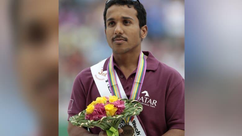 حمدان بن محمد يحصد ذهبية مونديال العالم في القدرة وقطري في المرتبة الثالثة