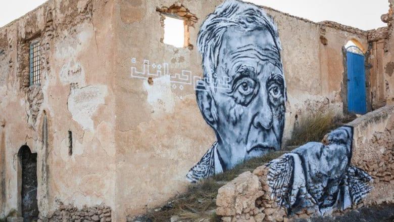 منازل جربة جزيرة الأحلام بتونس تتحول إلى أكبر معرض فني مفتوح