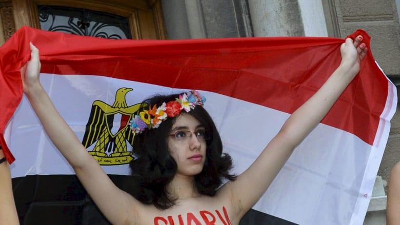 رأي: عن علياء.. المشتهاة بجسدها العربي