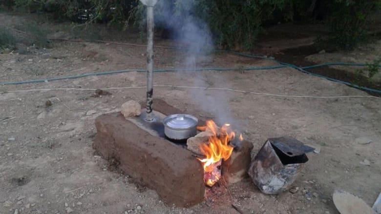 اختراعات عراقية في ظل عدم امكانية الطبخ على الغاز - أرسلها عمر القيسي من العراق