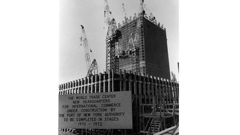 البناء في عام 1971