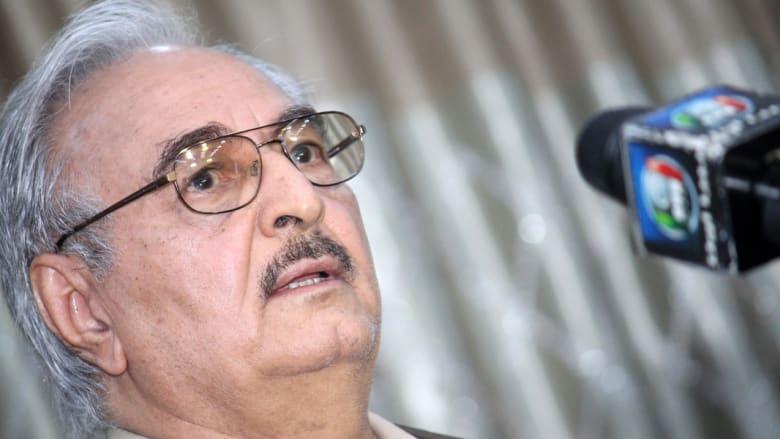 """الإخوان بعد زيارة الثني للسيسي: الإنقلابيون يتفقون.. وعلى الثوار استكمال مواجهة """"فلول القذافي وحفتر"""""""