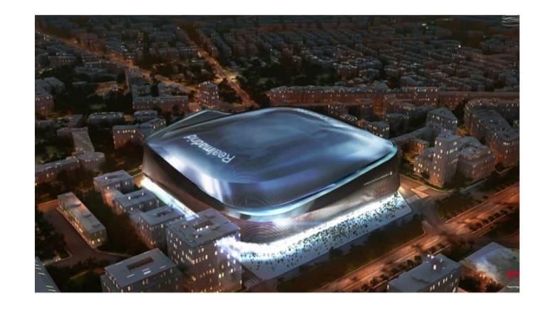 هذا هو التصميم الجديد لملعب ريال مدريد