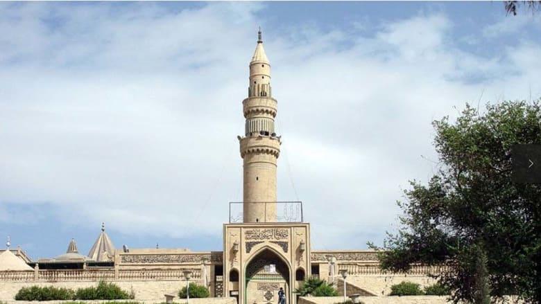 جامع النبي يونس العراق