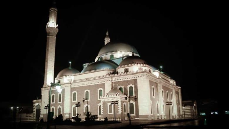 جامع خالد بن الوليد في حمص بسوريا