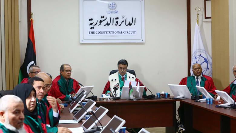 """ليبيا.. المحكمة العليا تحل المؤتمر الوطني والأمم المتحدة تدعو لـ""""التحلي"""" بالمسؤولية"""