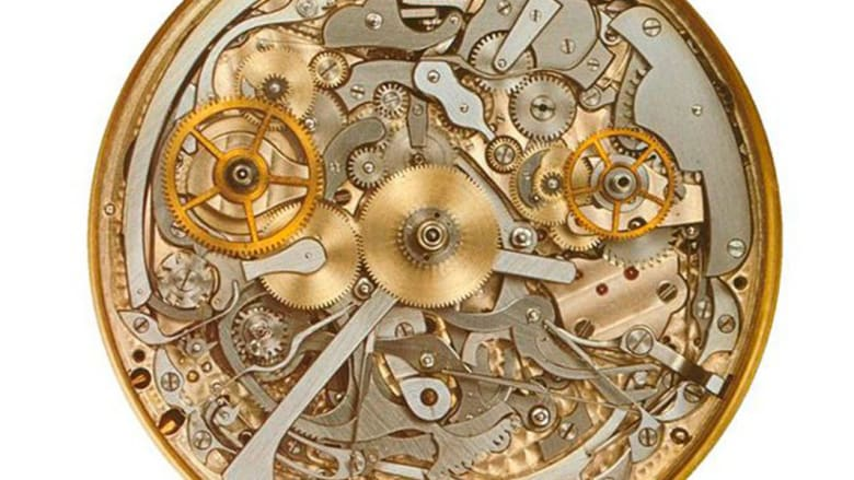 بالصور..بيع أغلى ساعة في العالم بـ 24 مليون دولار
