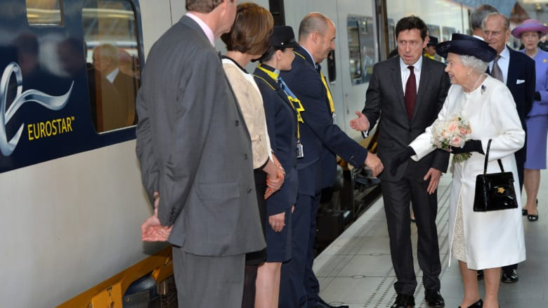 """الإعلان عن قطار """"Eurostar"""" الجديد بسرعة 320 كيلومتر في الساعة"""