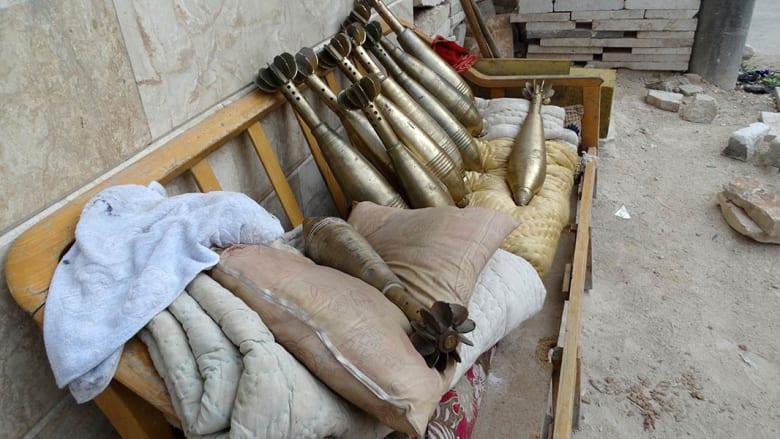 صحف العالم: داعش يمتلك أسلحة تكفيه للقتال عامين