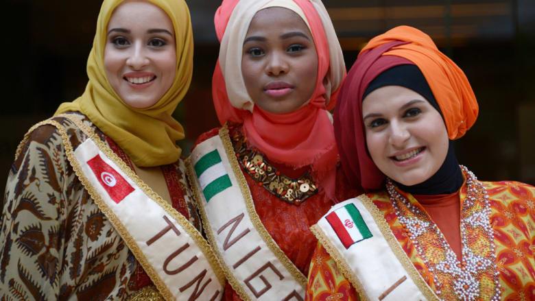 ملكة جمال المسلمات لعام 2014
