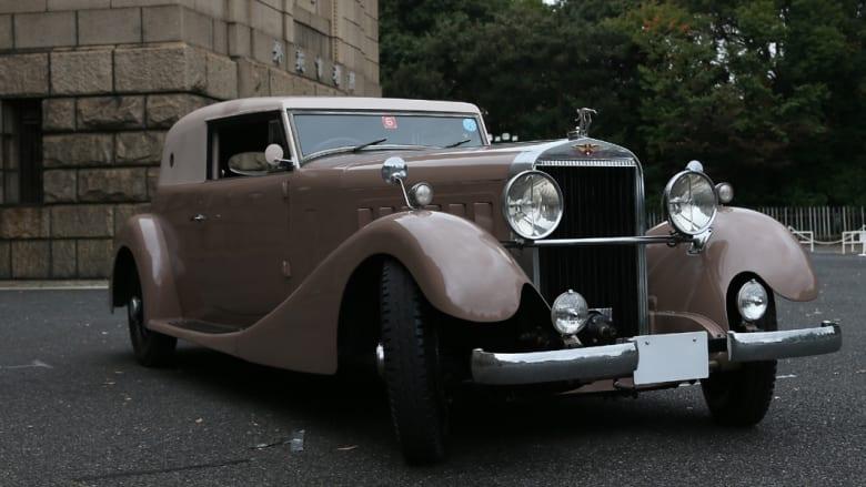"""سيارة """"هيسبانو سويزا K6"""