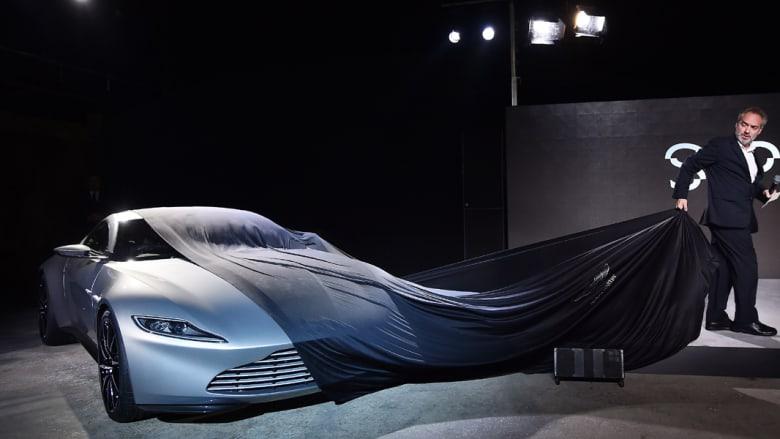 هذه هي سيارة جيمس بوند الجديدة