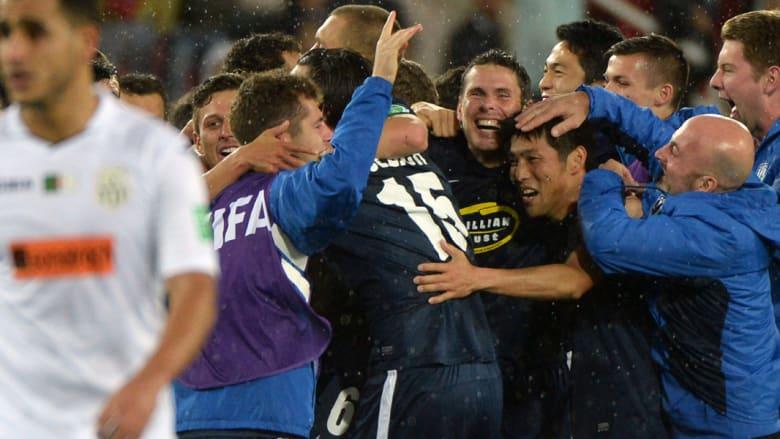 حمام بارد في أول مشاركة جزائرية بكأس العالم للأندية.. بطل إفريقيا يخرج من الباب الصغير