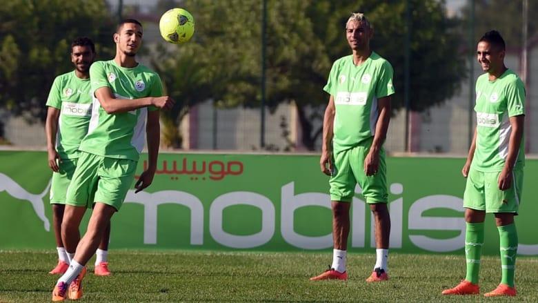 """ترتيب """"فيفا"""" للفرق الأفريقية .. الجزائر أولاً"""