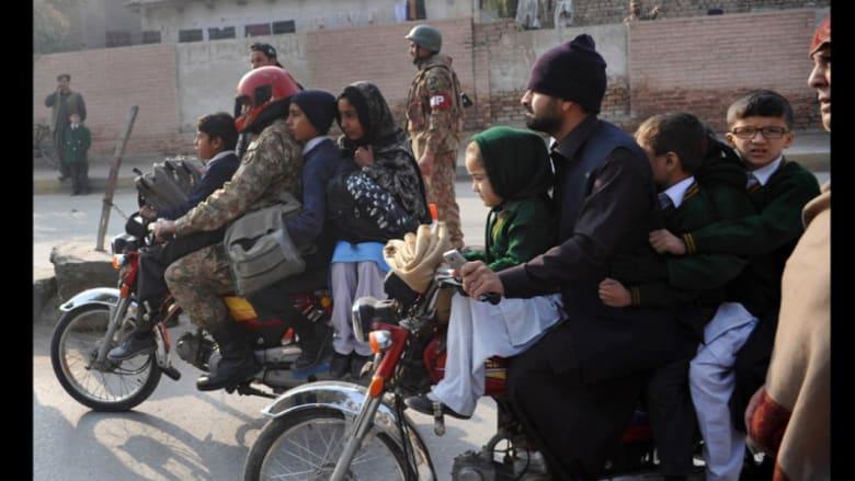 هجوم طالباني على مدرسة يديرها الجيش