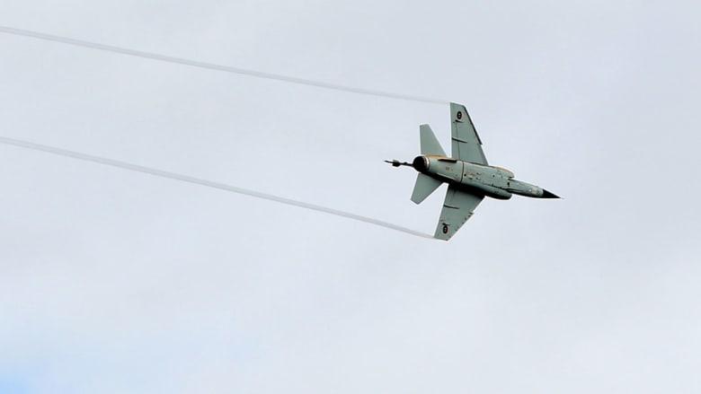 ليبيا: تحطم طائرة عسكرية قرب البيضاء، وقذائف صاروخية على مطار الأبرق