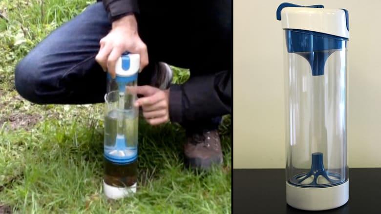 أبسط الطرق للحصول على مياه نقية للشرب