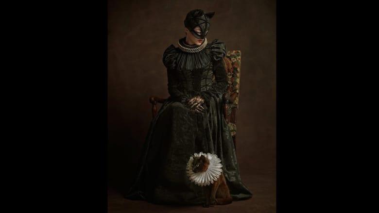 """بالصور..كيف كان """"سوبر مان"""" و""""الرجل الوطواط"""" و""""المرأة القطة"""" في القرن السادس عشر؟"""