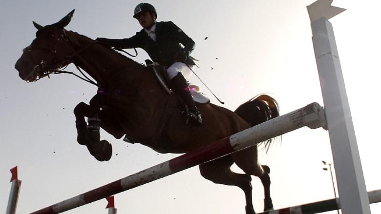 أبرز 6 فرسان عرب سيتنافسون على ذهب مهرجان ملك السعودية
