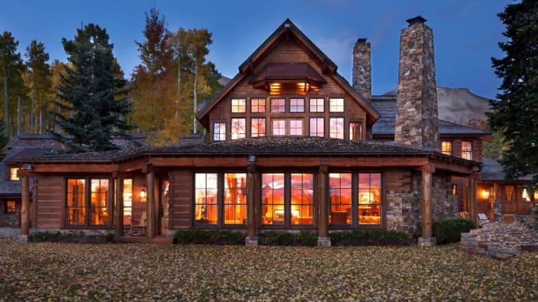 بالصور..منزل توم كروز للبيع بقيمة 59 مليون دولار